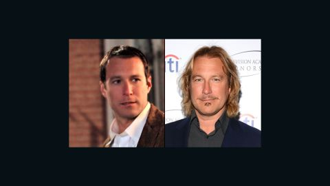 """Raise your hand if you were also in love with furniture designer Aidan Shaw. Yep, us too.  Actor John Corbett is not only the love of Bo Derek's life, but he also has starred in Showtime's """"United States of Tara"""" and done voiceover work for company commercials including Applebee's. Fans were also happy to see him pop up in the CMT series """"Still the King."""""""