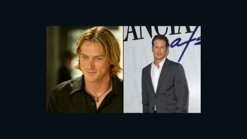 """Jason Lewis sent pulses racing as Jerry 'Smith' Jerrod, the model/actor who managed to snag even a small part of Samantha's heart. He appeared as Chad Barry on the TV show """"Brothers & Sisters"""" and most recently co-starred in the series """"Midnight, Texas."""""""
