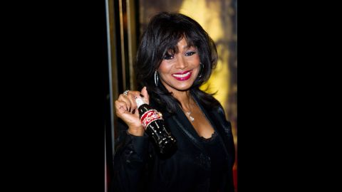 """Maureen Reillette """"Rebbie"""" Jackson is Joe and Katherine's oldest child. She scored a hit in the 1980s with the song """"Centipede."""" She has three children: Stacee, Yashi and Austin """"Auggie"""" Brown. Here she attends the world premiere of """"Michael Jackson: The Life of an Icon"""" in London in November 2011."""