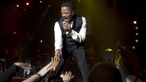 Marlon David Jackson was born a year before brother Michael Jackson. He has three children with Carol Parker: Valencia, Brittany and Marlon David Jr.