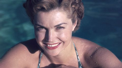 """<a href=""""http://www.cnn.com/2013/06/06/us/obit-esther-williams/index.html"""">Esther Williams</a>, whose success as a competitive swimmer propelled her to Hollywood stardom during the 1940s and 1950s, died on Thursday, June 6 in California, according to her spokesman."""