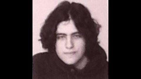 John Zawahri in a 2006 yearbook photo from Santa Monica High School.