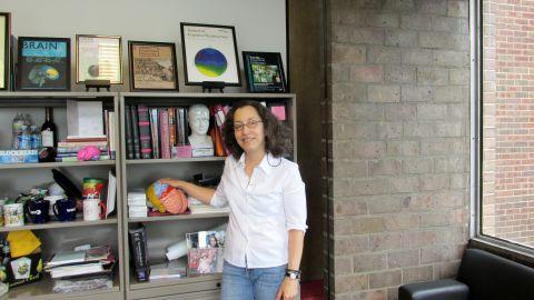Martha Farah studies the connection between socioeconomic status and the brain at the University of Pennsylvania.