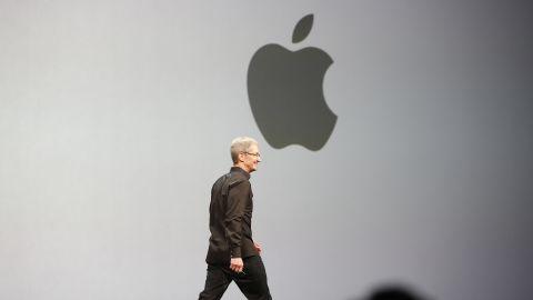 Apple Chief Ex