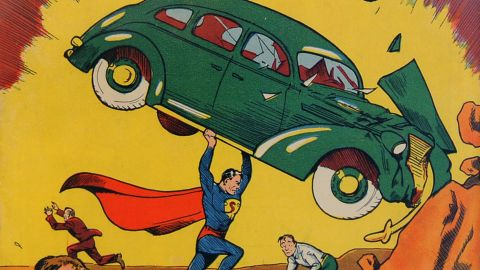 """In 1938's first issue of """"Action Comics,"""" the world got its first glimpse of a superhero, and it was never the same again. Superman soon became an icon - not """"just of truth, justice and the American way"""" - but a symbol of good for billions of people, through their childhood and beyond. Super-fans told CNN their stories of what the character has meant to them over the years. (Superman is a DC Entertainment character and DC is owned by Time Warner, also the owner of CNN.)"""