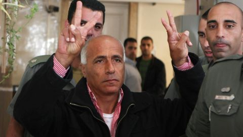 """<a href=""""http://www.cnn.com/2010/WORLD/meast/05/23/israel.vanunu.jailed/index.html"""">Mordechai Vanunu</a>, who worked as a technician at Israel's nuclear research facility, leaked information to a British newspaper and led nuclear arms analysts to conclude that Israel possessed a stockpile of nuclear weapons. Israel has neither confirmed nor denied its weapons program. An Israeli court convicted Vanunu in 1986 after Israeli intelligence agents captured him in Italy. He was sentenced to 18 years in prison. Since his release in 2004, he has been arrested on a number of occasions for violating terms of his parole."""