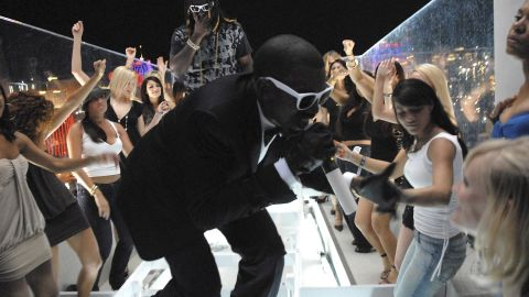 """<strong>September 2007: </strong>Awards shows are such a sticking point for Mr. West. When he lost out on all five of his MTV VMAs and wasn't scheduled to perform on the main stage, which had boasted the likes of Justin Timberlake and Britney Spears, <a href=""""http://www.mtv.com/news/articles/1569313/kanye-west-hell-never-return-mtv-report.jhtml"""" target=""""_blank"""" target=""""_blank"""">West threw a fit,</a> threatening not to return to the awards ceremony."""