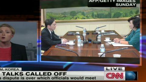 magnay lok korea talks called off_00004118.jpg