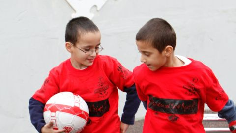 The charity prides itself on integrating children, youth and young adults with special needs into wider society.