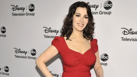 """FILE image of Nigella Lawson - PASADENA, CA - JANUARY 10: Nigella Lawson arrives for the Disney ABC Television groups """"2013 Winter TCA Tour"""" event at The Langham Huntington Hotel and Spa on January 10, 2013 in Pasadena, California. (Photo by Toby Canham/Getty Images)"""