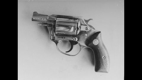 Chapman, a former security guard, used a .38-caliber revolver to shoot Lennon in the back four times.