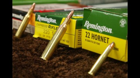 The sniper used .223-caliber bullets in the shootings.