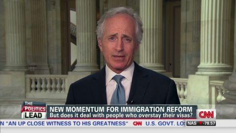 Lead Senator Bob Corker immigration_00020609.jpg