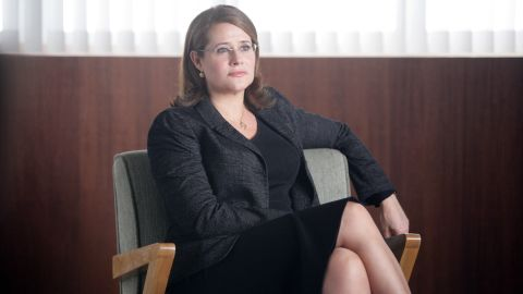"""Lorraine Bracco plays Tony Soprano's psychiatrist in """"The Sopranos."""" She made a career out of mob dramas, also playing Henry Hill's wife in """"Goodfellas."""""""