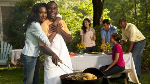 Top reasons for cooking out? Better flavors, personal enjoyment, and entertaining family and friends.
