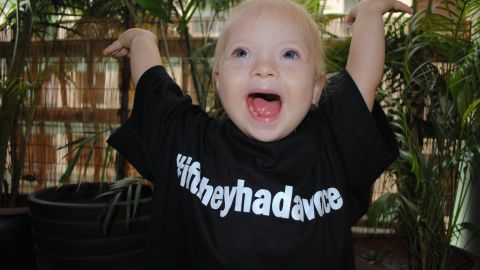 """Jack Barr says he wonders what unborn children with Down syndrome would say if they could speak about their wishes. That led him to create a website called <a href=""""http://iftheyhadavoice.org/"""" target=""""_blank"""" target=""""_blank"""">If They Had a Voice</a>. He and his wife also produced a <a href=""""http://www.youtube.com/watch?v=rpmLc8s4OWM"""" target=""""_blank"""" target=""""_blank"""">video</a> that proved popular on YouTube."""