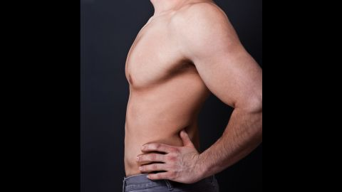 Even men are opting for breast reductions.