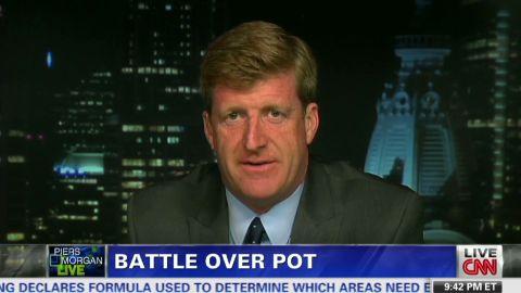 exp pmt gone to pot patrick kennedy medical marijuana_00001210.jpg