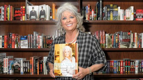 """In the wake of the recent deposition in which Paula Deen admitted to using racially charged language, many sponsors and partners have re-evaluated their relationship with the embattled chef. Deen's 15th cookbook, """"Paula Deen's New Testament: 250 Favorite Recipes, All Lightened Up,"""" was set to release in October 2013. The book shot to the top of Amazon's pre-order list, but has now been <a href=""""http://eatocracy.cnn.com/2013/06/28/paula-deens-upcoming-cookbook-cancelled/"""">canceled by Ballantine Books</a>."""