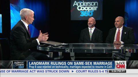 ac scotus samesex marriage rulings toobin sullivan wolfson_00011814.jpg