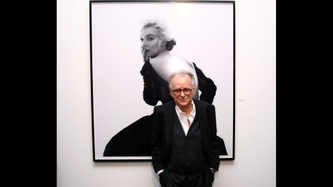 """<a href=""""http://cnnphotos.blogs.cnn.com/2013/03/30/the-ladies-and-the-drinks/"""">Bert Stern</a>, a revolutionary advertising photographer in the 1960s who also made his mark with images of celebrities, died on June 25 at age 83. Possibly most memorably, he captured Marilyn Monroe six weeks before she died for a series later known as """"The Last Sitting."""""""