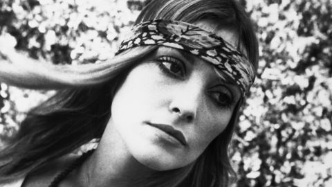 """The gruesome <a href=""""http://www.cnn.com/2012/04/10/showbiz/celebrity-news-gossip/sharon-tate-murder-pop-culture/index.html?iref=allsearch"""" target=""""_blank"""">1969 murder of actress Sharon Tate</a> -- along with four others -- left a mark on pop culture <a href=""""http://www.thedailybeast.com/articles/2013/05/29/mad-men-the-bizarre-megan-draper-as-sharon-tate-conspiracy-theory.html"""" target=""""_blank"""" target=""""_blank"""">that still appears today</a>. Tate, who was married to director Roman Polanski, was 26 years old and eight months pregnant when she was murdered, an act committed by <a href=""""http://www.cnn.com/2009/CRIME/03/30/manson.family.aging/"""" target=""""_blank"""">members of the Manson Family</a>."""
