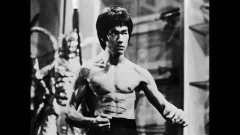 """As a master of martial arts and an action star, Bruce Lee was reaching the zenith of his career when he died at 32 in July 1973. He was in Hong Kong at the time of his death, which was blamed on a brain edema caused by an allergic reaction to painkillers. His sudden and shocking passing came just a month before the premiere of his classic 1973 film, """"Enter the Dragon."""""""