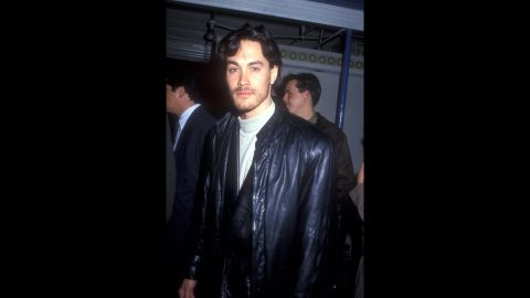 """Twenty years after his father, Bruce Lee's, death, actor Brandon Lee died at 28 after being fatally wounded on the set of """"The Crow."""" The shooting was accidental -- it was supposed to be Hollywood gun play for the sake of the scene -- <a href=""""http://www.ew.com/ew/article/0,,306206,00.html"""" target=""""_blank"""" target=""""_blank"""">but it sparked plenty of rumors that Lee's death wasn't an accident.</a>"""