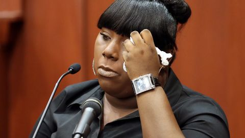 Jeantel testifies on Wednesday, June 26. She was the last person to speak with Martin on the phone.