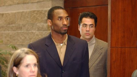 """<a href=""""http://www.cnn.com/2013/04/29/us/kobe-bryant-fast-facts/index.html?iref=allsearch"""">Kobe Bryant</a> hired Smith after he was accused of sexually assaulting a hotel worker. Bryant was charged with assaulting the 19-year-old woman in 2003 and charges were dropped in 2004. A civil lawsuit was settled out of court in 2005."""