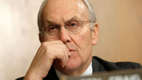 """U.S. Sen.<a href=""""http://www.cnn.com/2008/POLITICS/02/22/craig.appeal/index.html"""" target=""""_blank""""> Larry Craig</a> of Idaho employed Smith after being caught in a sex sting in a men's room at the Minneapolis-St. Paul airport in 2007."""