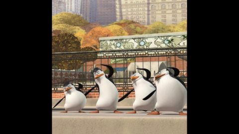 """The penguins from Dreamworks' """"Madagascar"""" films have turned into breakout stars. The scheming seabirds had a movie all of their own called """"Penguins of Madagascar."""" In 2018, we'll also get a fourth installment of the <strong>""""Madagascar"""" series.</strong>"""