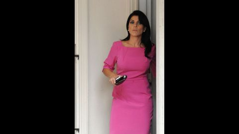 """<a href=""""http://www.cnn.com/2012/11/13/us/jill-kelley-profile"""">Jill Kelley</a> hired Smith after it became public that Kelly had received threatening emails allegedly sent by Paula Broadwell, the woman who was having an affair with CIA director Gen. David Petraeus."""