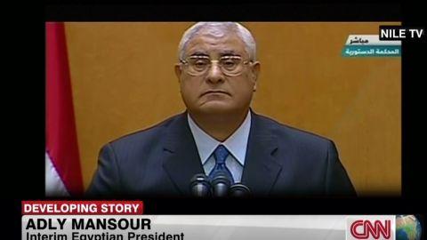 bpr lee egypt interim pres sworn in_00004908.jpg