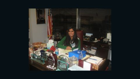 After interning, Anam Iqbal is pursuing a master's degree.