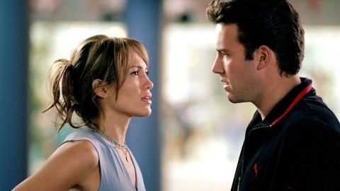 """<strong>""""Gigli"""" (2003):</strong> Oh, for the days of """"Bennifer"""" -- that is, Ben Affleck and Jennifer Lopez, who were a couple during the making of this film. The gossip, a big budget and a disorganized plot (not to mention an unpronounceable title) crashed this comedy, but several critics pointed out it had its moments."""