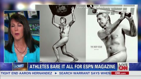 """ESPN said it might continue to print the """"Body"""" issue."""