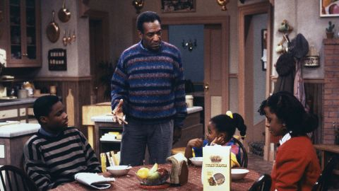 """""""The Cosby Show"""" finale came full circle as Theo -- struggling with school in the series premiere -- graduated college. It was great to see Bill Cosby and Phylicia Rashad hold hands and get one last round of applause from the studio audience."""