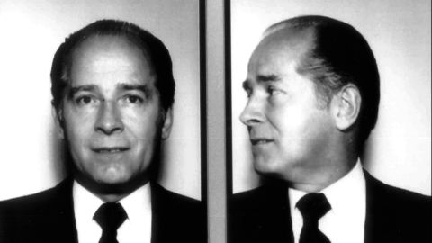 """James """"Whitey"""" Bulger, seen here in a 1984 FBI photo, spent nine years in federal prison before he climbed the ranks of the Winter Hill Gang -- the preeminent Irish-American crime syndicate in the Boston area -- in the early 1970s."""