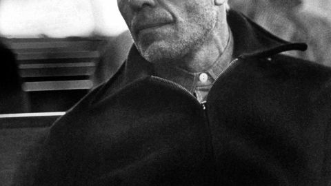 Ed Gein killed at least two women and dug up the corpses of several others from a cemetery in Wisconsin, using their skin and body parts to make clothing and household objects in the 1950s.