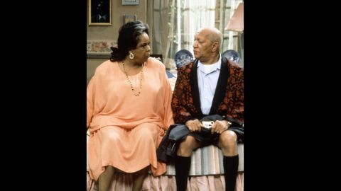 """""""The Royal Family"""" was in rehearsals when Redd Foxx died of a heart attack in 1991. The TV comedy had been intended as a comeback vehicle for Foxx and did not survive long after his death."""