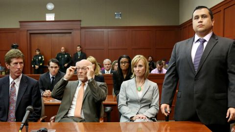 """Jurors acquitted <a href=""""http://www.cnn.com/2013/07/13/justice/zimmerman-trial/index.html"""">George Zimmerman</a> of second-degree murder and manslaughter charges on July 13 in the fatal shooting of unarmed teen Trayvon Martin. The case gained national attention and sparked public outcry. Look back at other high-profile cases that have ended in acquittals."""