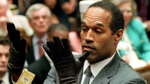 """""""If it doesn't fit, you must acquit,"""" a defense attorney said during <a href=""""http://www.cnn.com/US/9702/05/oj.timeline/"""">O.J. Simpson's</a> 1995 murder trial. Simpson put on gloves that prosecutors had introduced as evidence. Eventually, jurors did acquit the former NFL star in the murder of his ex-wife, Nicole Simpson, and her friend Ronald Goldman. Simpson was later found liable in a civil trial and ordered to pay $24.7 million in compensatory damages. He is now in a Nevada prison following his conviction on kidnapping, armed robbery and other charges related to a 2007 incident in Las Vegas."""