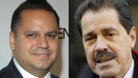 Democratic New York state Sen. Jose M. Serrano is the son of U.S. Rep. Jose E. Serrano.