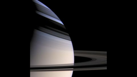Saturn's dramatic rings are among the most stunning sights in the solar system, but NASA says the planet is still a mystery. The Cassini mission was launched to Saturn in October 1997 along with the European Space Agency's Huygens probe. The probe landed on Saturn's moon Titan on January 14, 2005. Cassini's primary mission ended in June 2008, but the spacecraft stayed healthy and is still at work.