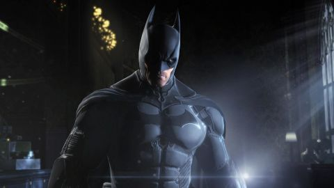 In the latest version of this acclaimed franchise, gamers must use all of Batman and Bruce Wayne's resources to contend with eight criminal masterminds, including the Penguin, Deathstroke, Deadshot and the Joker.