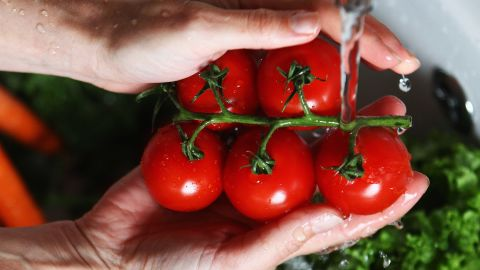 Tomatoes also moved down one ranking this year after claiming the No. 9 spot in 2016.The USDA rotates what food it tests for pesticides with a special focus on produce that kids consume.