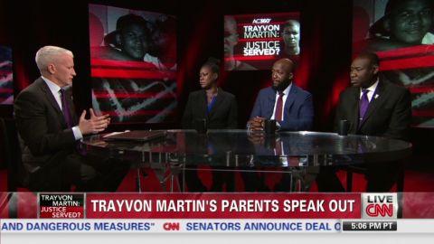 ac trayvon parents on zimmerman verdict_00002120.jpg
