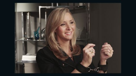 """Lisa Kudrow stars as Fiona Wallace in Showtime's """"Web Therapy,"""" which is entering its third season."""