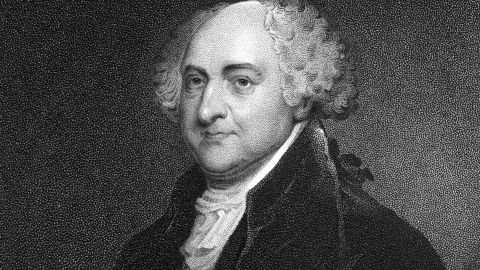 """A<a href=""""http://www.ncbi.nlm.nih.gov/pubmed/16462555"""" target=""""_blank"""" target=""""_blank""""> study </a>by Duke psychiatrists found John Adams would have been diagnosed with a bipolar disorder."""